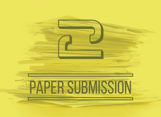 Paper Submission <br> December 17&#8242; 2017