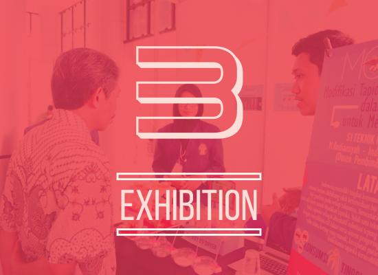 Exhibition <br> March 17&#8242; 2018